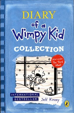 Diary of a Wimpy Kid 7 Books Box Set