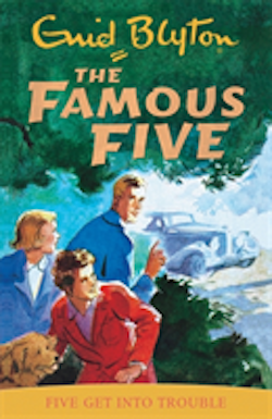 Famous Five: Five Get Into Trouble - book 8