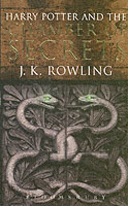 Harry Potter and the chamber of secrets (vuxen pocket A)