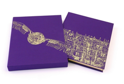 Harry Potter and the Philosopher's Stone Deluxe Illustrated Edition