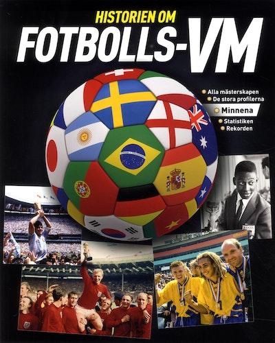 Historien om fotbolls-VM