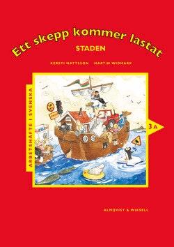 Ett skepp kommer lastat Arbetshäfte 3A - staden