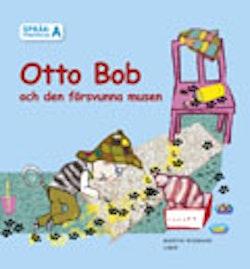 Språkförståelse Häfte A Otto Bob och den försvunna musen