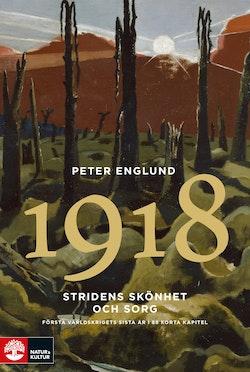 Stridens skönhet och sorg 1918 : Första världskrigets femte år i 89 korta k