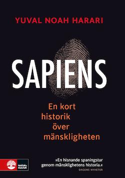 Sapiens : en kort historik över mänskligheten