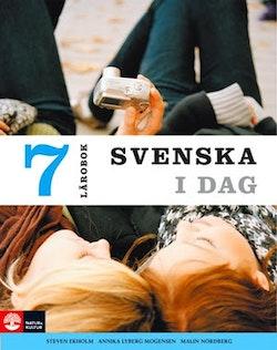 Svenska i dag 7 Lärobok