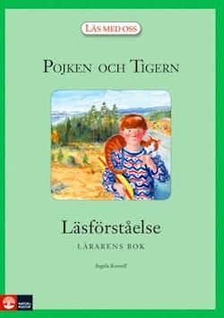 Pojken och Tigern : Läsförståelse lärarbok