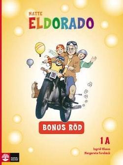 Eldorado, matte 1A Bonus röd (5-pack)
