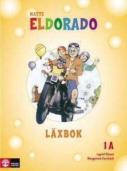 Eldorado, matte 1A Läxbok (5-pack)
