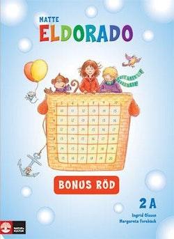 Eldorado, matte 2A Bonus röd (5-pack)