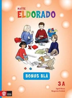 Eldorado, matte 3A Bonus blå, 5-pack