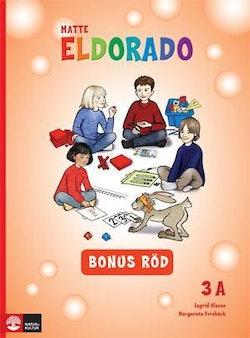 Eldorado, matte 3A Bonus röd, 5-pack