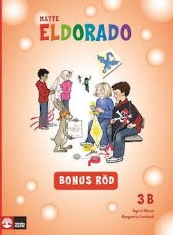 Eldorado, matte 3B Bonus röd (5-pack)