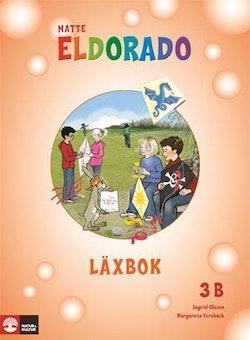 Eldorado, matte 3B Läxbok (5-pack)