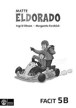 Eldorado matte 5B Facit (5-pack)