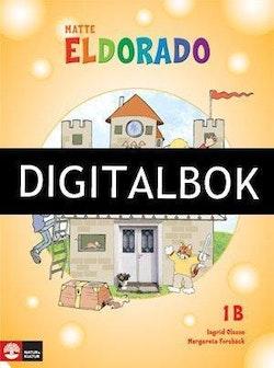 Eldorado, matte 1B Grundbok Digitalbok ljud