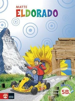 Eldorado matte 5B Grundbok Skriva