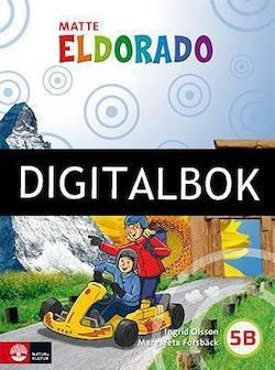 Eldorado, matte 5B Grundbok Digitalbok ljud
