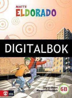 Eldorado, matte 6B Grundbok Digitalbok ljud