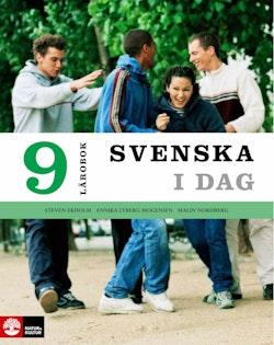 Svenska i dag 9 Lärarhandledning Webb