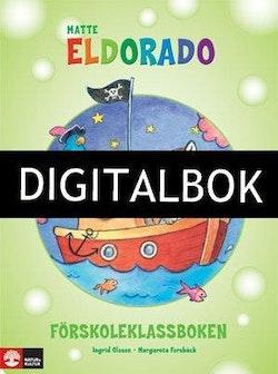 Eldorado, matte FK Grundbok Digitalbok ljud