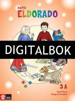 Eldorado, matte 3A Grundbok Digitalbok ljud