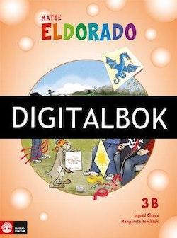 Eldorado, matte 3B Grundbok Digitalbok ljud