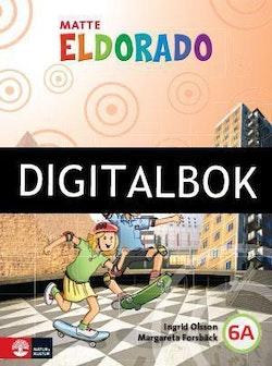 Eldorado, matte 6A Grundbok Digitalbok ljud