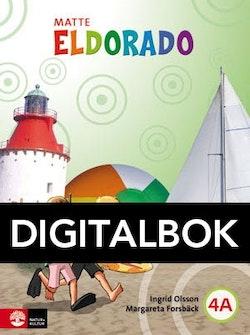 Eldorado matte 4A Grundbok Digital