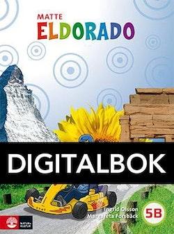 Eldorado matte 5B Grundbok Digital