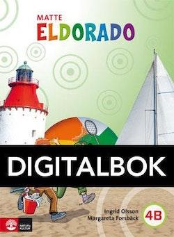 Eldorado, matte 4B Grundbok Digital UK