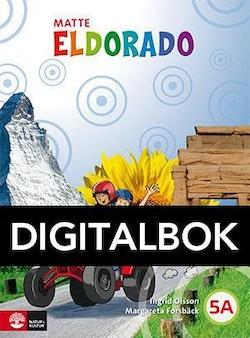 Eldorado, matte 5A Grundbok Digital UK