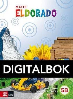 Eldorado, matte 5B Grundbok Digital UK