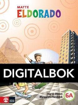 Eldorado, matte 6A Grundbok Digital UK