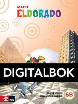 Eldorado, matte 6B Grundbok Digital UK