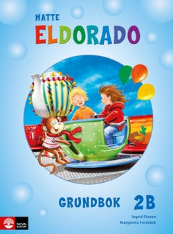 Eldorado matte 2B Grundbok, andra upplagan