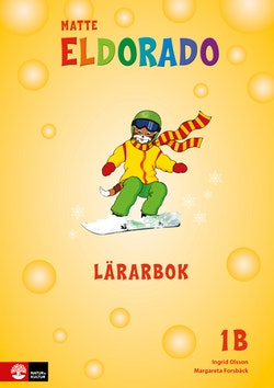 Eldorado matte 1B Lärarbok, andra upplagan