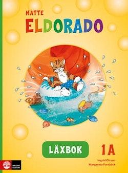 Eldorado matte 1A Läxbok, andra upplagan (5-pack)