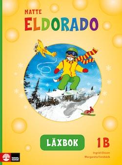Eldorado matte 1B Läxbok, andra upplagan (5-pack)