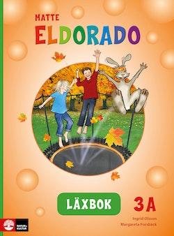 Eldorado matte 3A Läxbok, andra upplagan (5-pack)