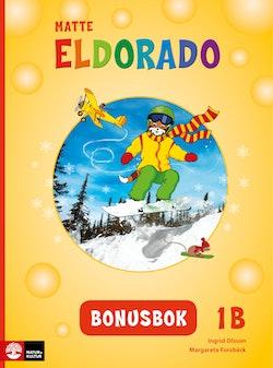 Eldorado matte 1B Bonusbok, andra upplagan