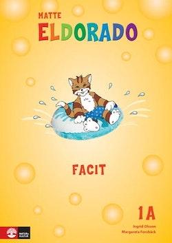 Eldorado matte 1A Facit, andra upplagan