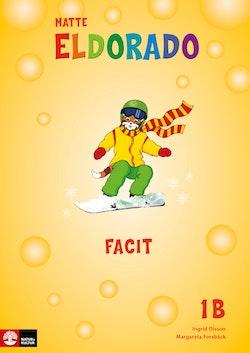 Eldorado matte 1B Facit, andra upplagan