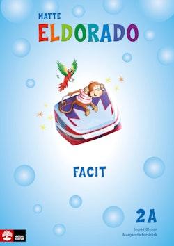 Eldorado matte 2A Facit, andra upplagan