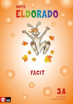 Eldorado matte 3A Facit, andra upplagan