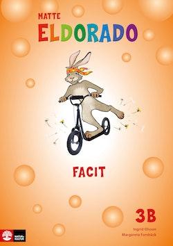 Eldorado matte 3B Facit, andra upplagan