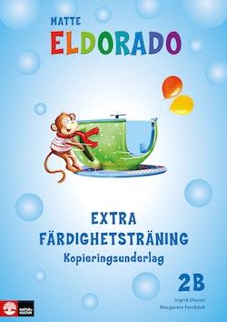 Eldorado matte 2B Extra färdighetsträning kopieringsunderlsag