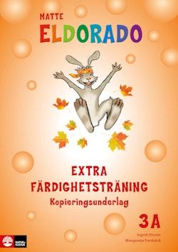 Eldorado matte 3A Extra färdighetsträning kopieringsunderlag