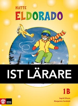 Eldorado matte 1B Grundbok IST, andra upplagan