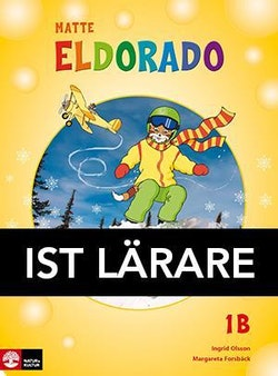 Eldorado, matte 1B Grundbok IST, andra upplagan UK